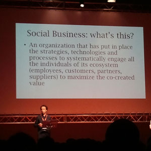 Social Business: what's this?