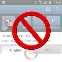 Come rimuovere un follower da Instagram