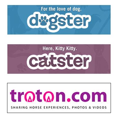 Tre nuovi social network per gli amanti degli animali